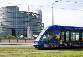 Festival of EuropeOpen day 2012 in Strasbourg